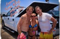 Three Amigos at Surfside